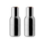 Bottle grinder 2-pack, stål