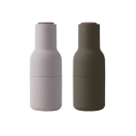 Bottle grinder 2-pack, hunting green/beige