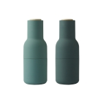 Bottle grinder 2-pack, mørkgrønn