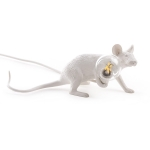 Mouse lamp, liggende