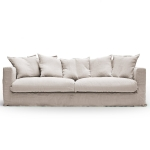 Le Grand Air 3-setersofa, Savage Linen