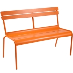 Luxembourg sofa, carrot
