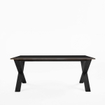 Arc Table 180, full black