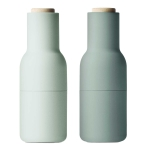 Bottle grinder 2-pack, grønn