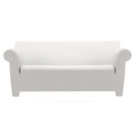 Bubble Club sofa, zinc white