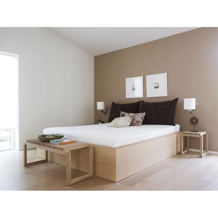 Cutter benk 120 cm, eik skagerak denmark   kjøp møbler online på ...