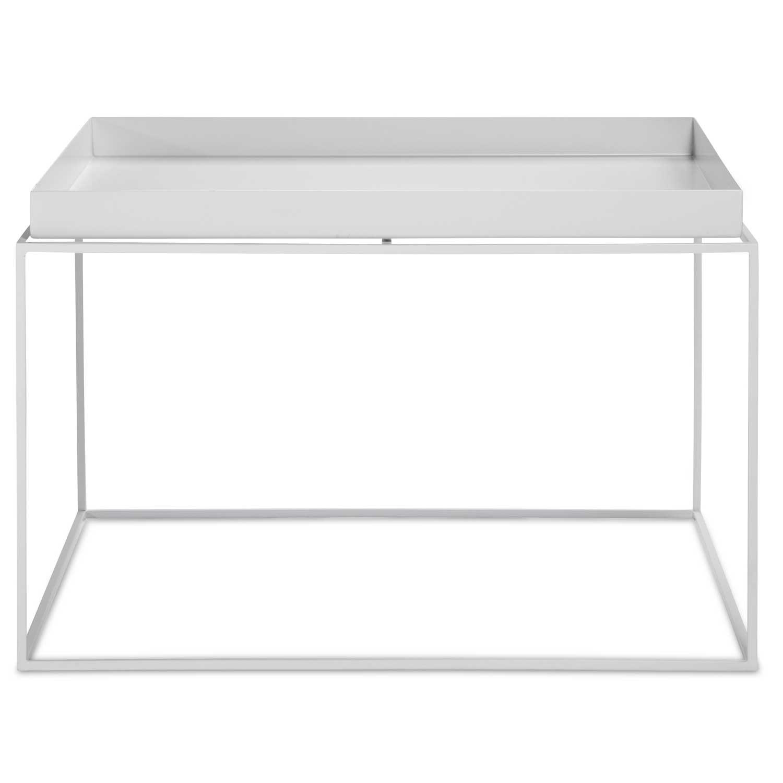 Tray Table bord 60x60, hvit - Hay - Kjøp møbler online på ROOM21.no