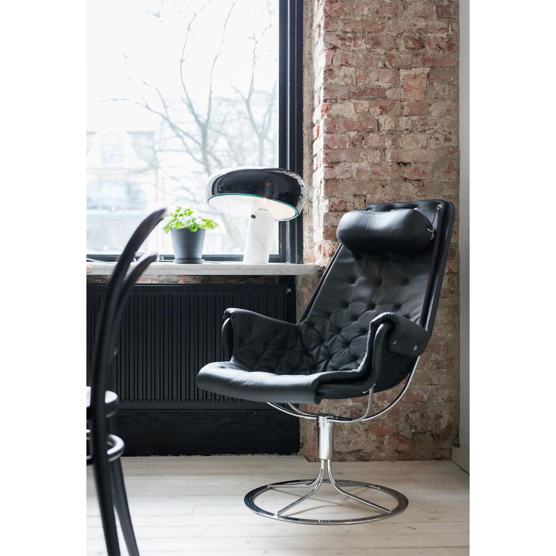 Jetson lær svart 88 DUX - Kjøp møbler online på ROOM21.no