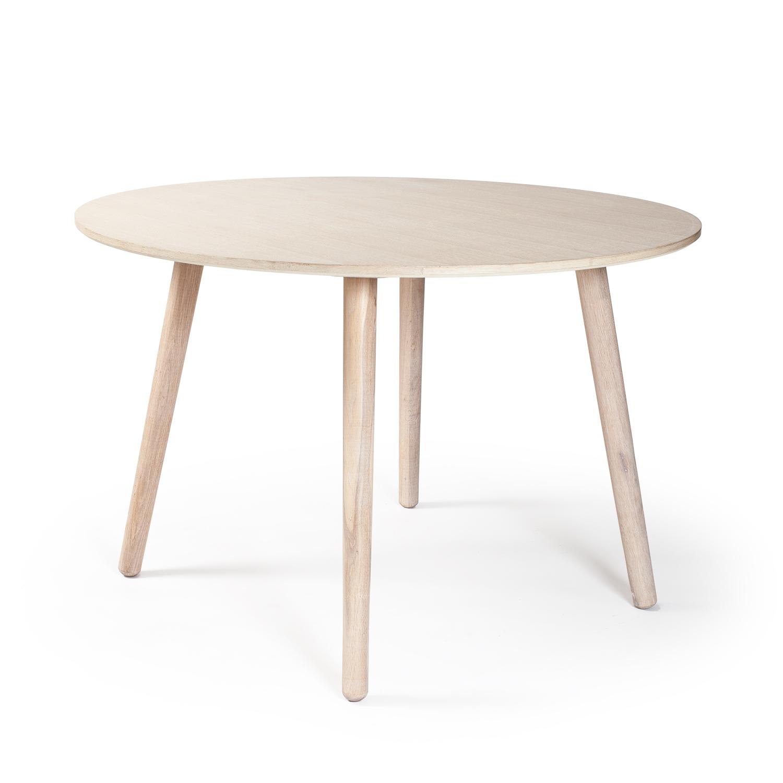 Adaptable bord, eik/hvit/eik Muuto - Kjøp møbler online på ROOM21.no