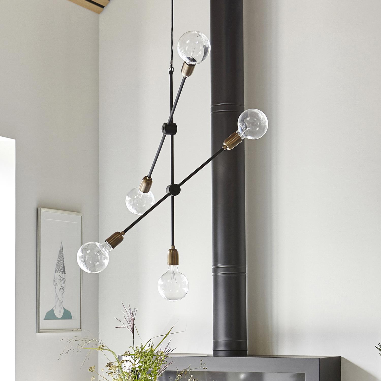 Topp Molecular taklampe, 5 lys – House Doctor – Kjøp møbler online på  @GN-54