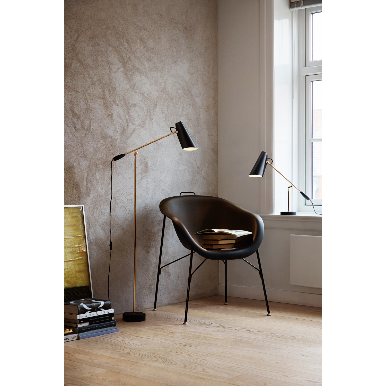 Birdy gulvlampe, svart – northern lighting – kjøp møbler online pÃ¥ ...