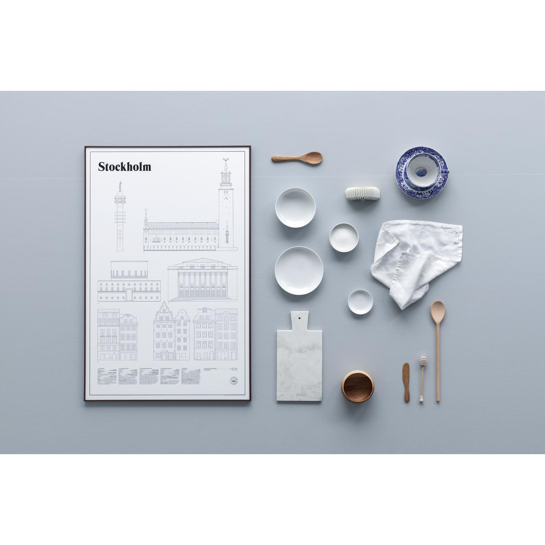 Stockholm Elevations poster – Studio Esinam – Kjøp møbler online ...