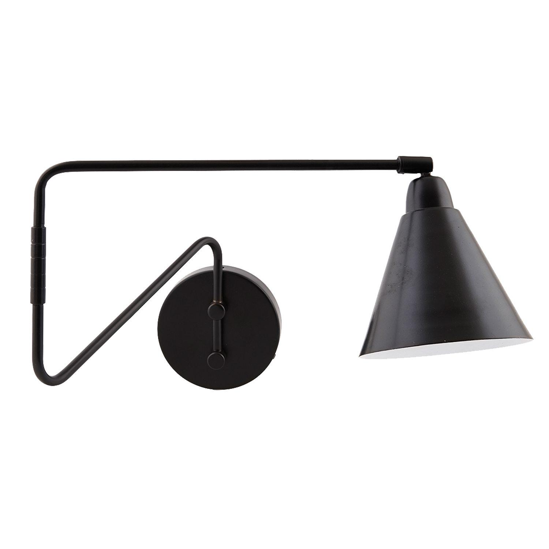 N°210 vegglampe, svart – la lampe gras – kjøp møbler online pÃ¥ ...