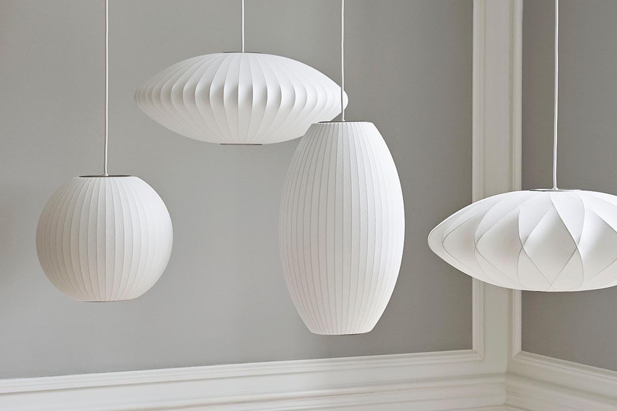 Lamper til alle rom. Vi har bordlamper, taklamer eller