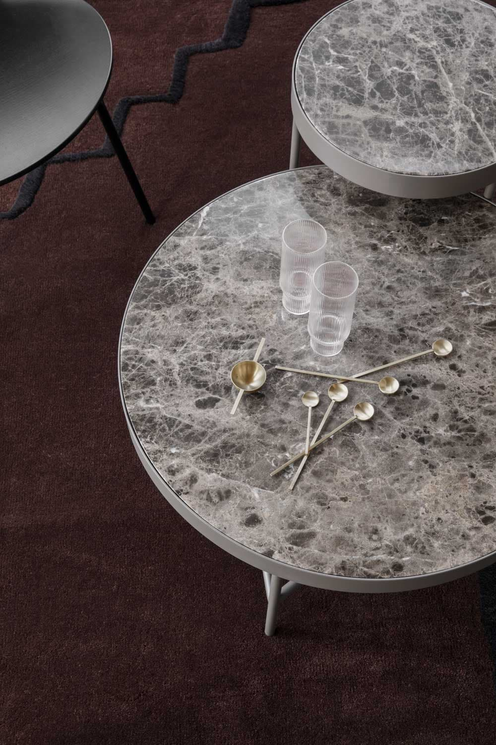 Picture of: Marble Bord Large Brun Ferm Living Rum21 No