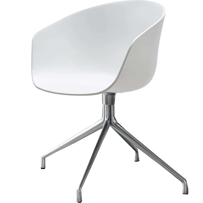 About A Chair 26, Sort Pulverlakkert StålSort Hay @ Rum21.no