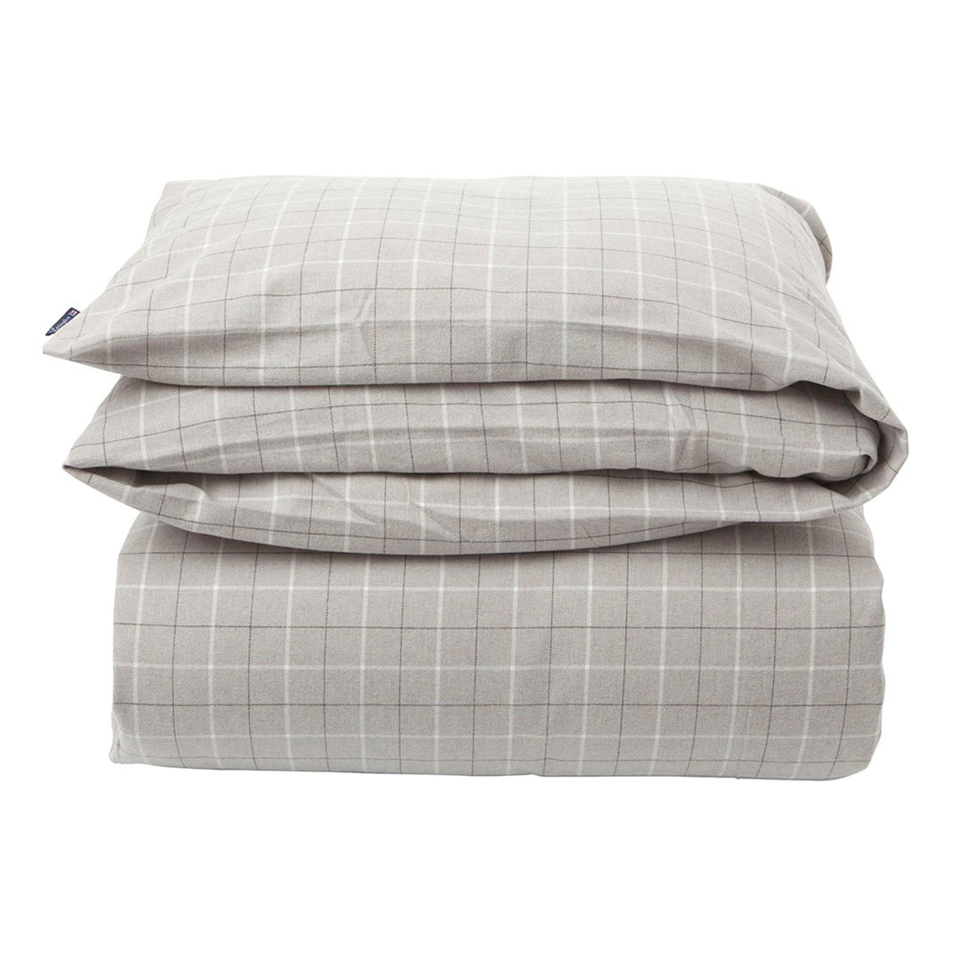 1f6e79c4 Cashmere Flannel Duvet, Grey - Lexington @ Rum21.no