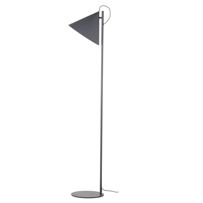 Ball Double Metal Floor Lamp, Matt Black Frandsen @ Rum21.no