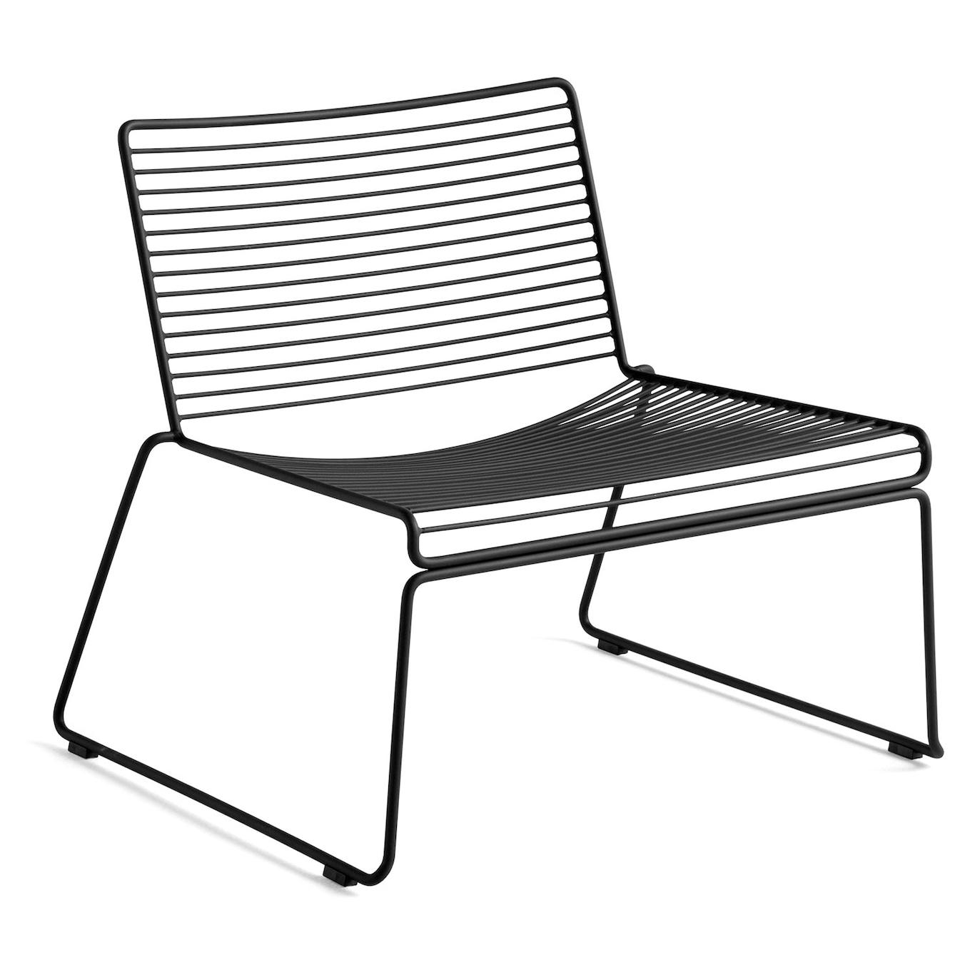 Uvanlig Hee Lounge Chair, Hvit - Hay @ Rum21.no FD-69